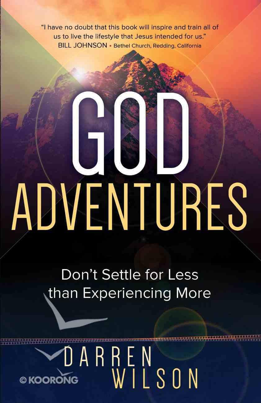 God Adventures eBook