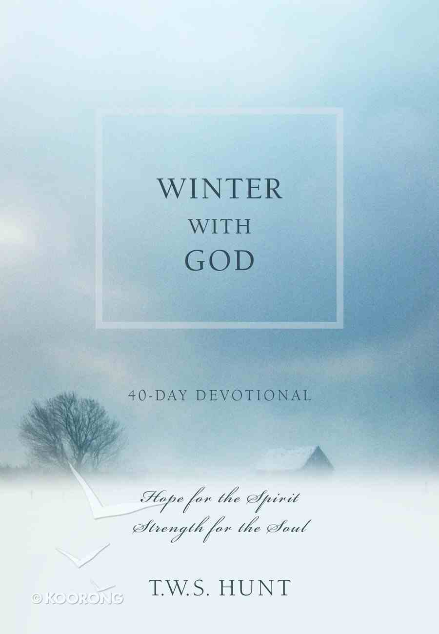Winter With God, a 40-Day Devotional eBook