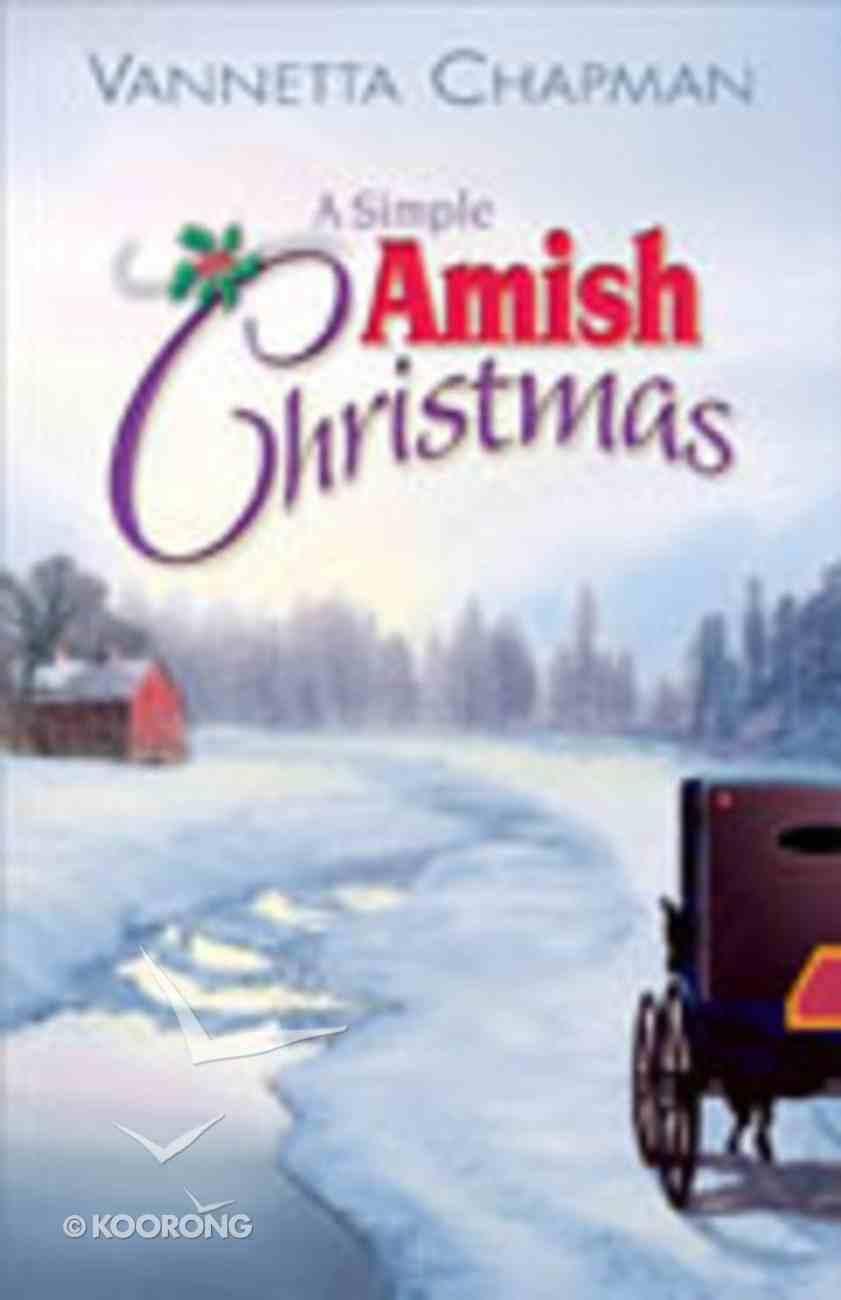 A Simple Amish Christmas eBook