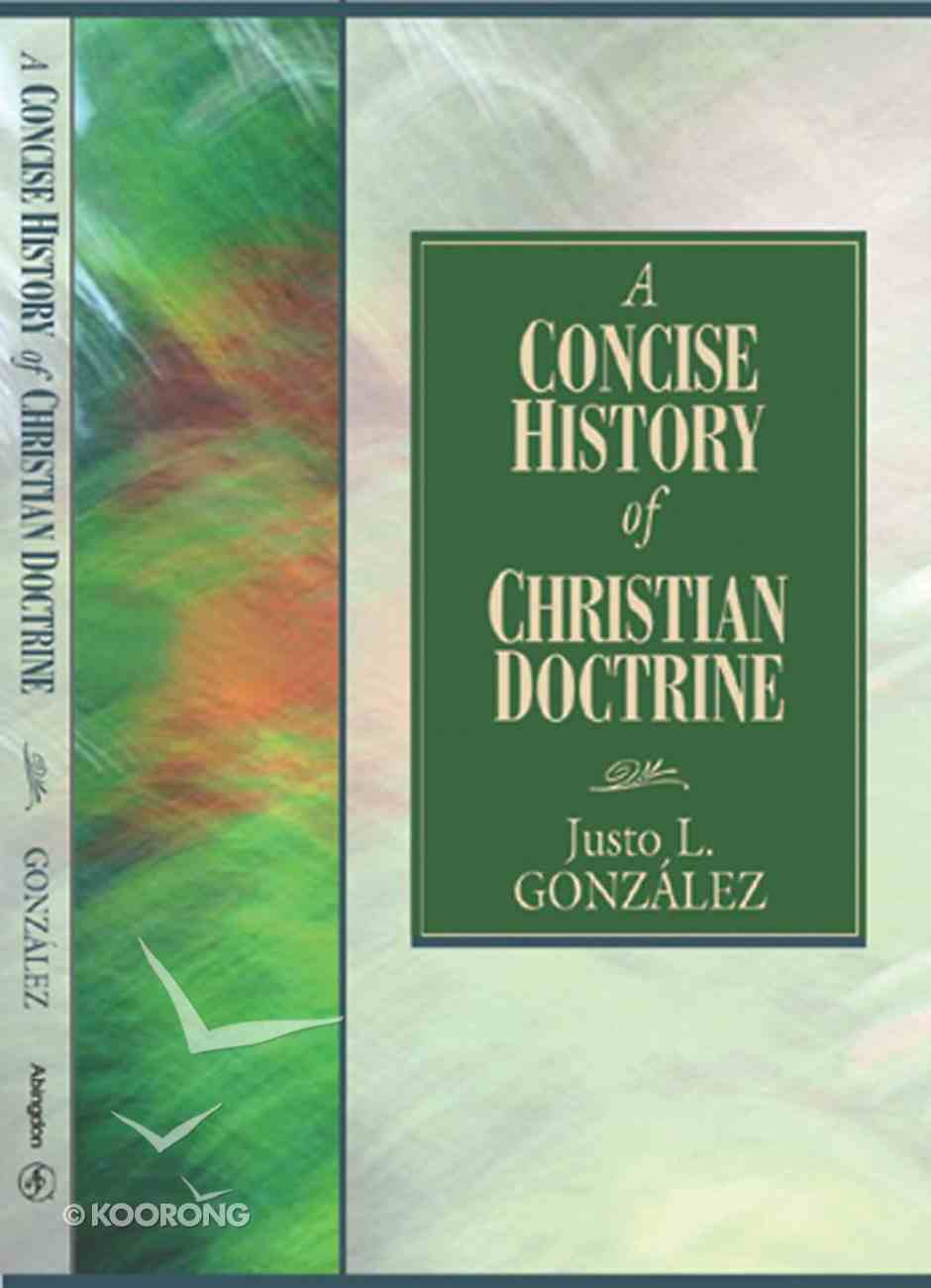 A Concise History of Christian Doctrine eBook
