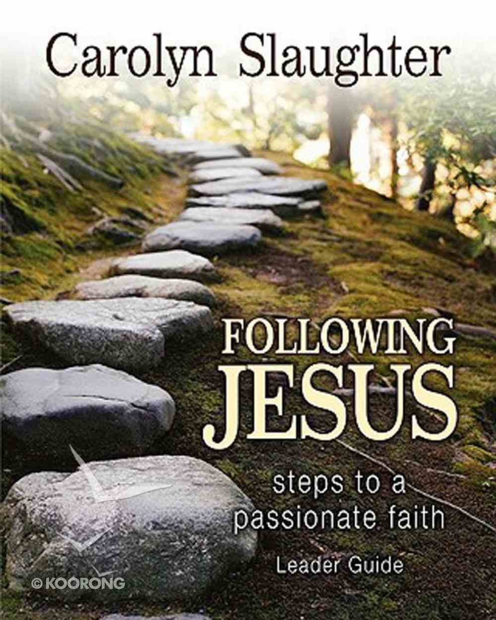 Following Jesus (Leader Guide) eBook