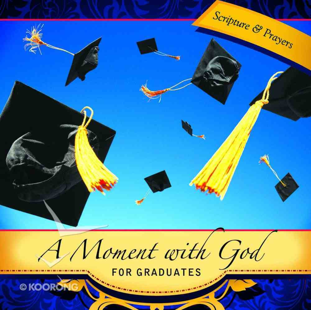 Moment With God: For Graduates eBook