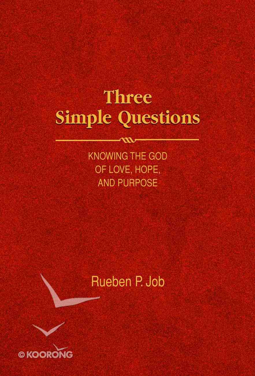 Three Simple Questions eBook
