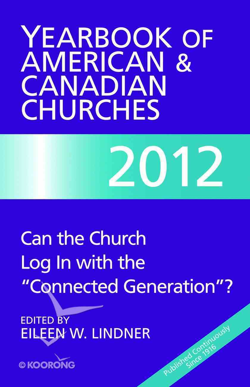Year Book of American and Canadian Churches 2012 eBook
