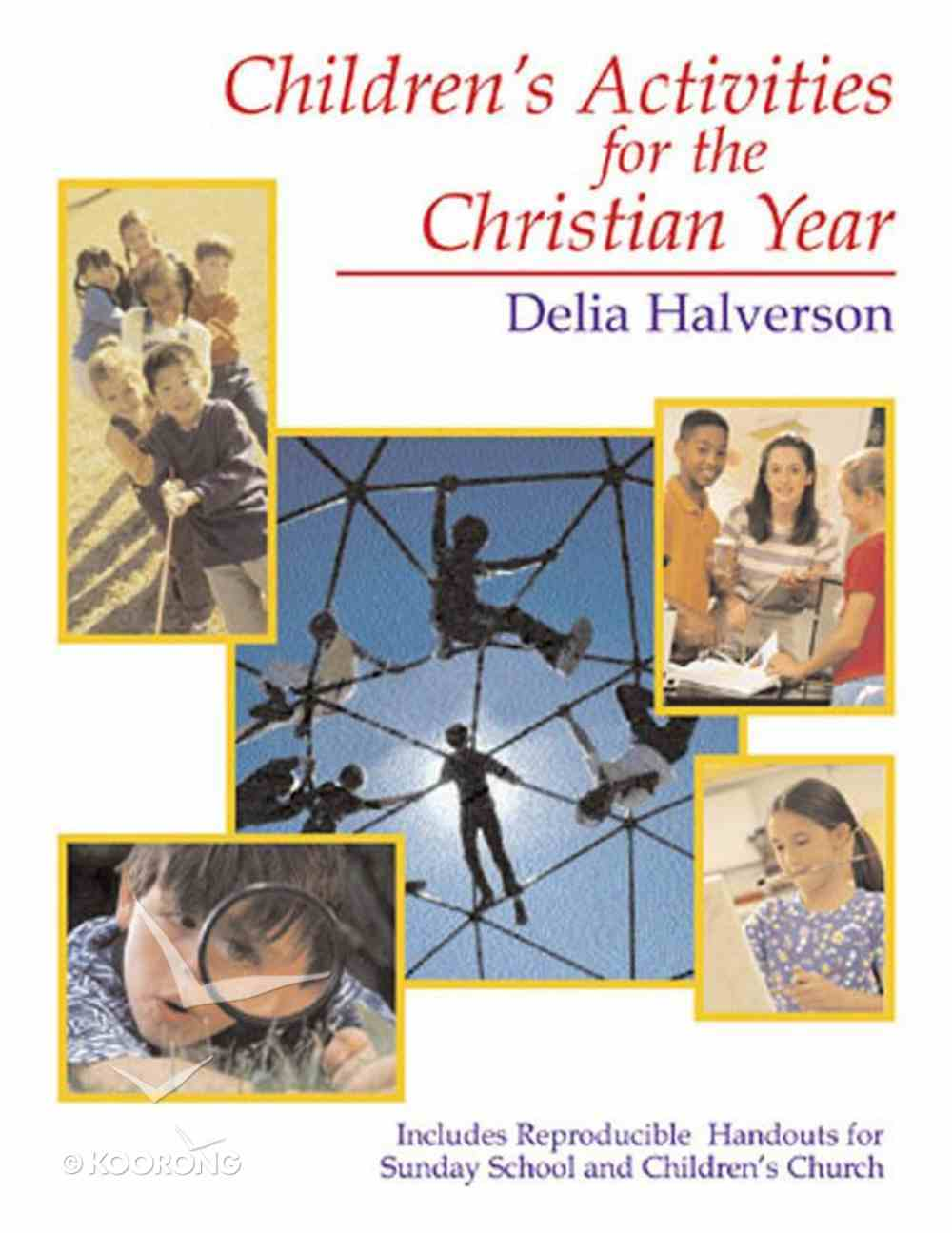 Children's Activities For the Christian Year eBook