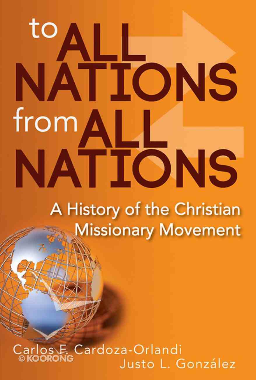To All Nations From All Nations (101 Questions About The Bible Kingstone Comics Series) eBook