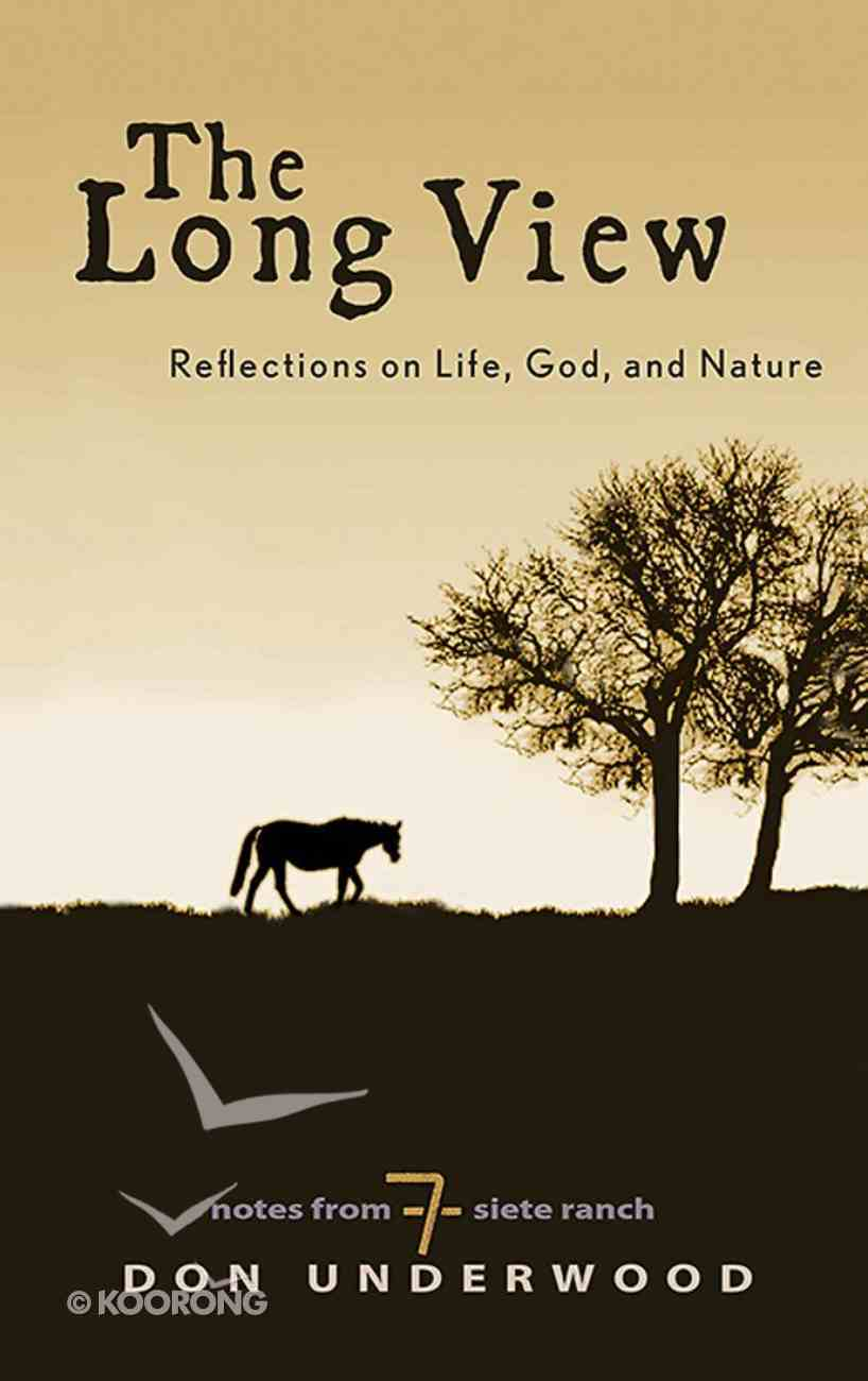 The Long View eBook