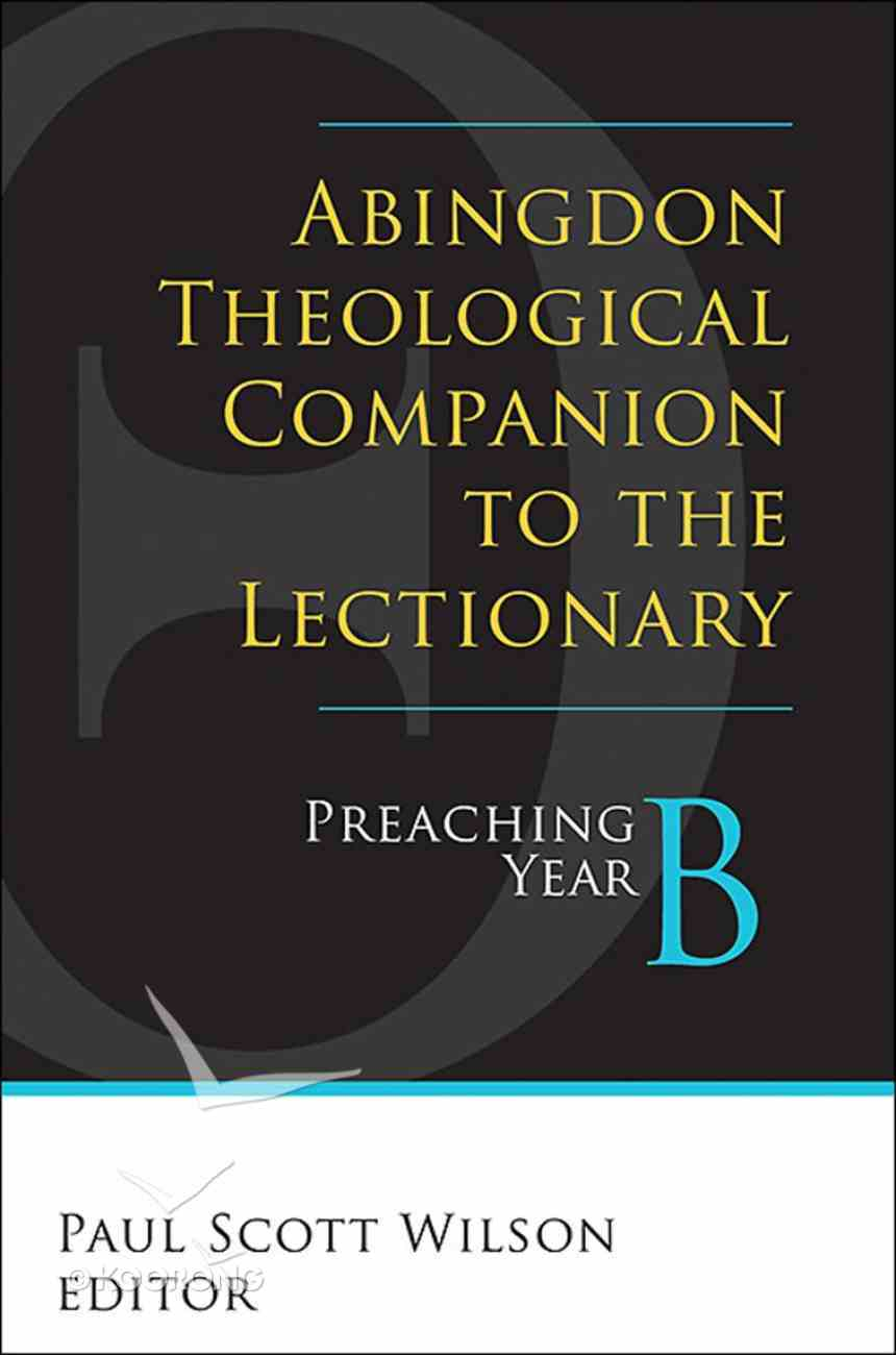 Abingdon Theological Companion to the Lectionary eBook