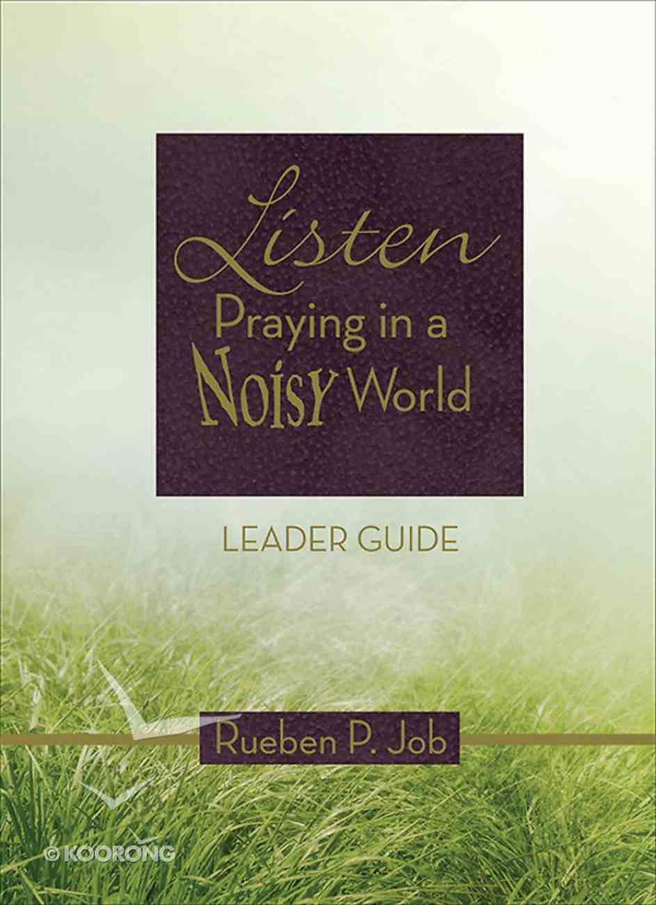 Listen Leader Guide eBook