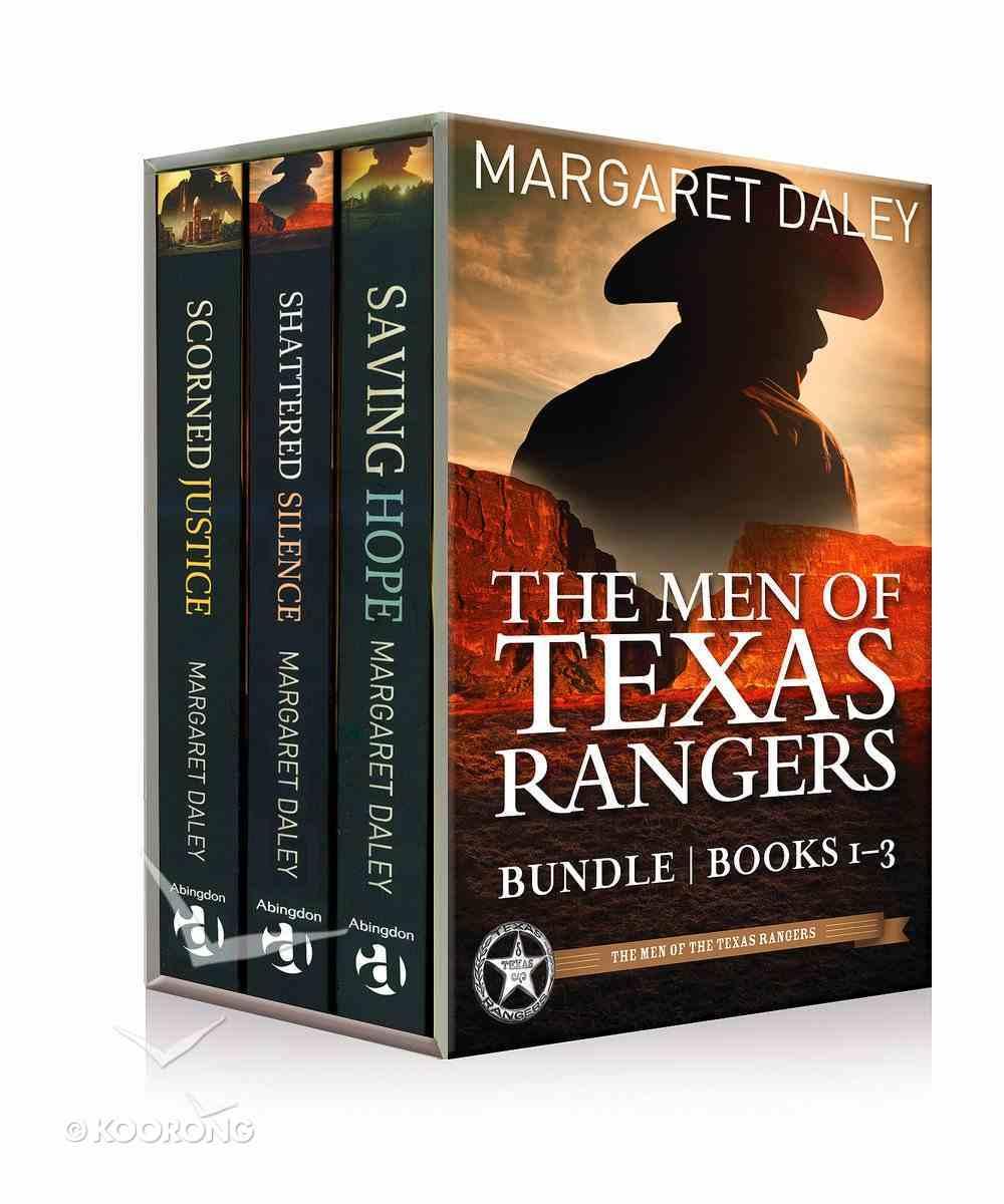 3in1 Bundle: Men of Texas Rangers (The Men Of The Texas Rangers Series) eBook