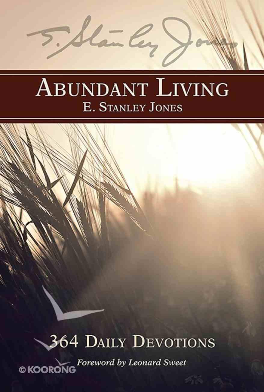 Abundant Living eBook