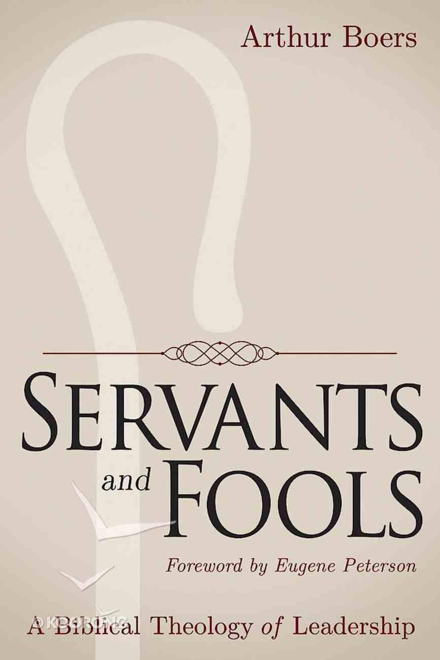 Servants and Fools eBook