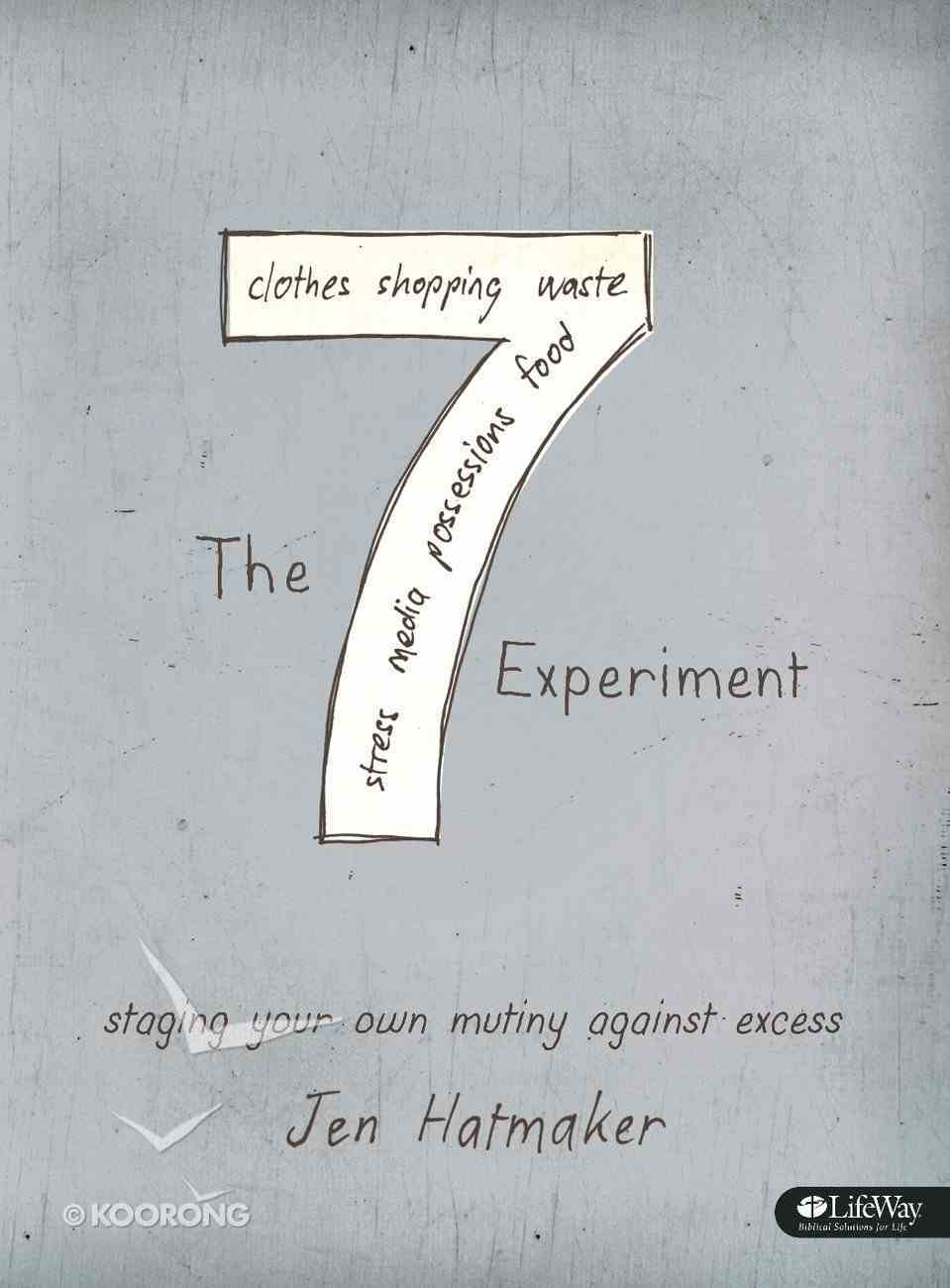 The 7 Experiment eBook