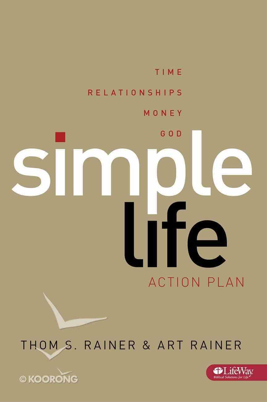 Simple Life Action Plan Member Book (Simple Life Series) eBook