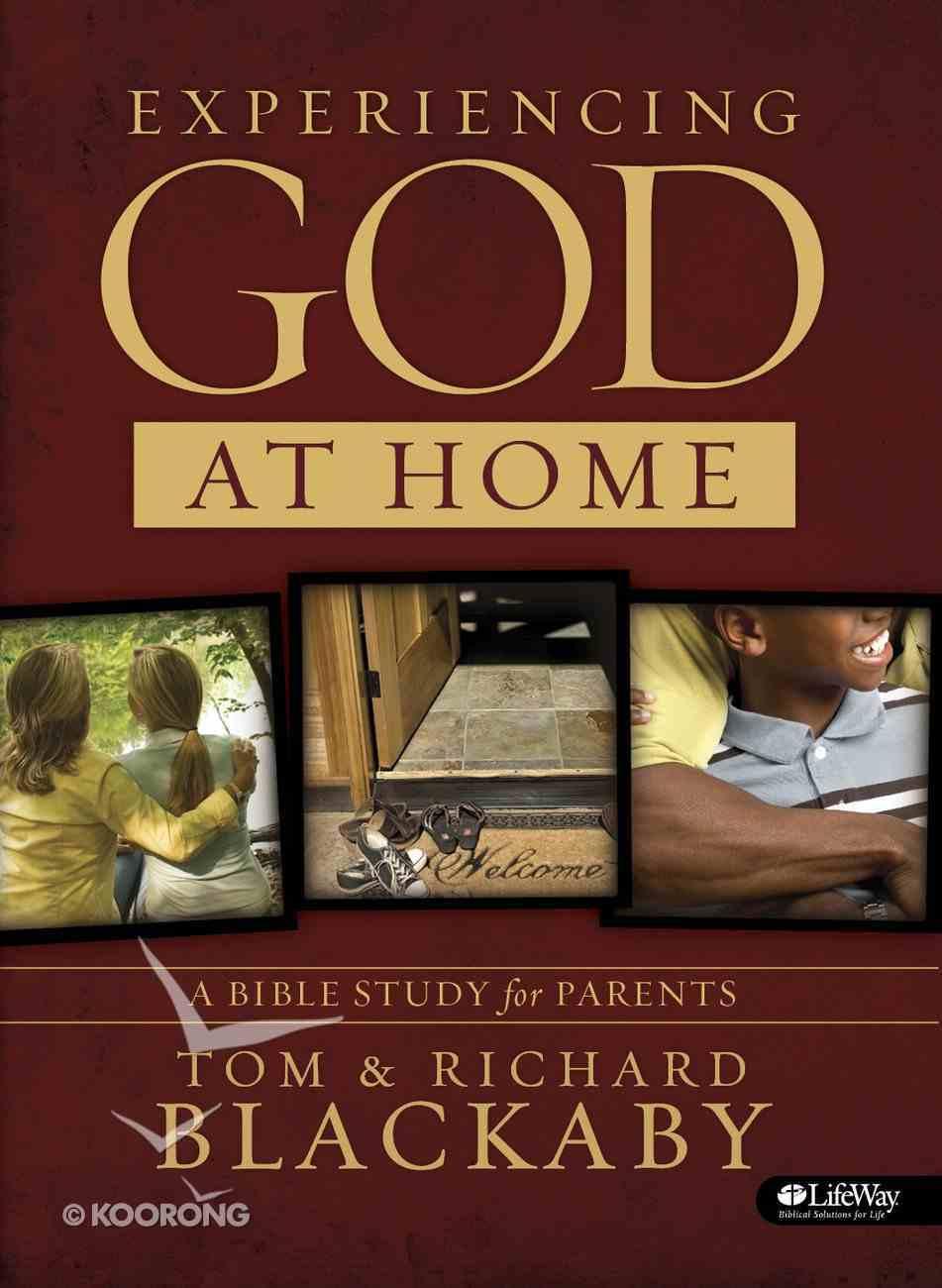 Experiencing God At Home (Member Book) eBook