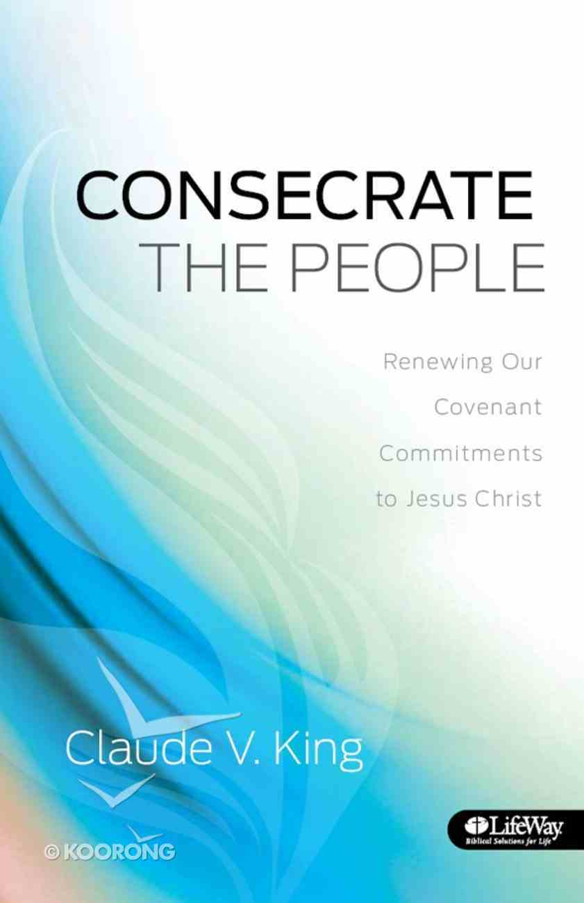 Consecrate the People Booklet eBook