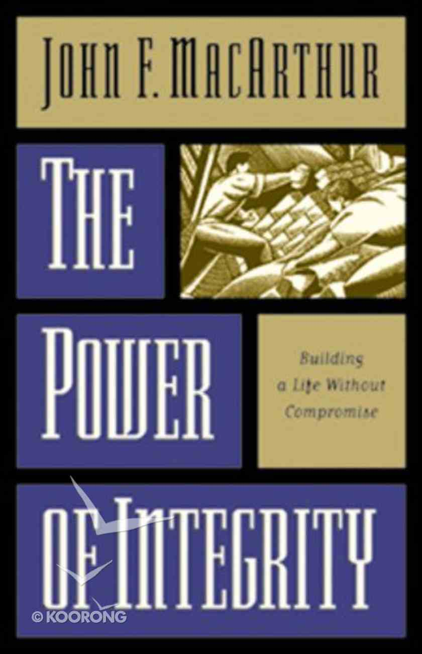 The Power of Integrity eBook