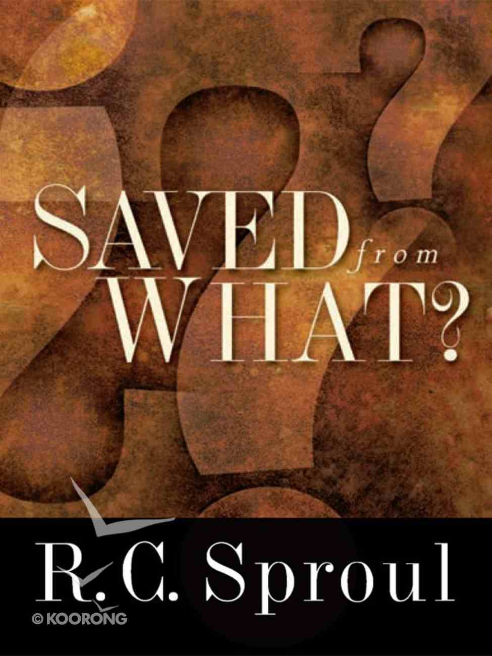 Saved From What? eBook