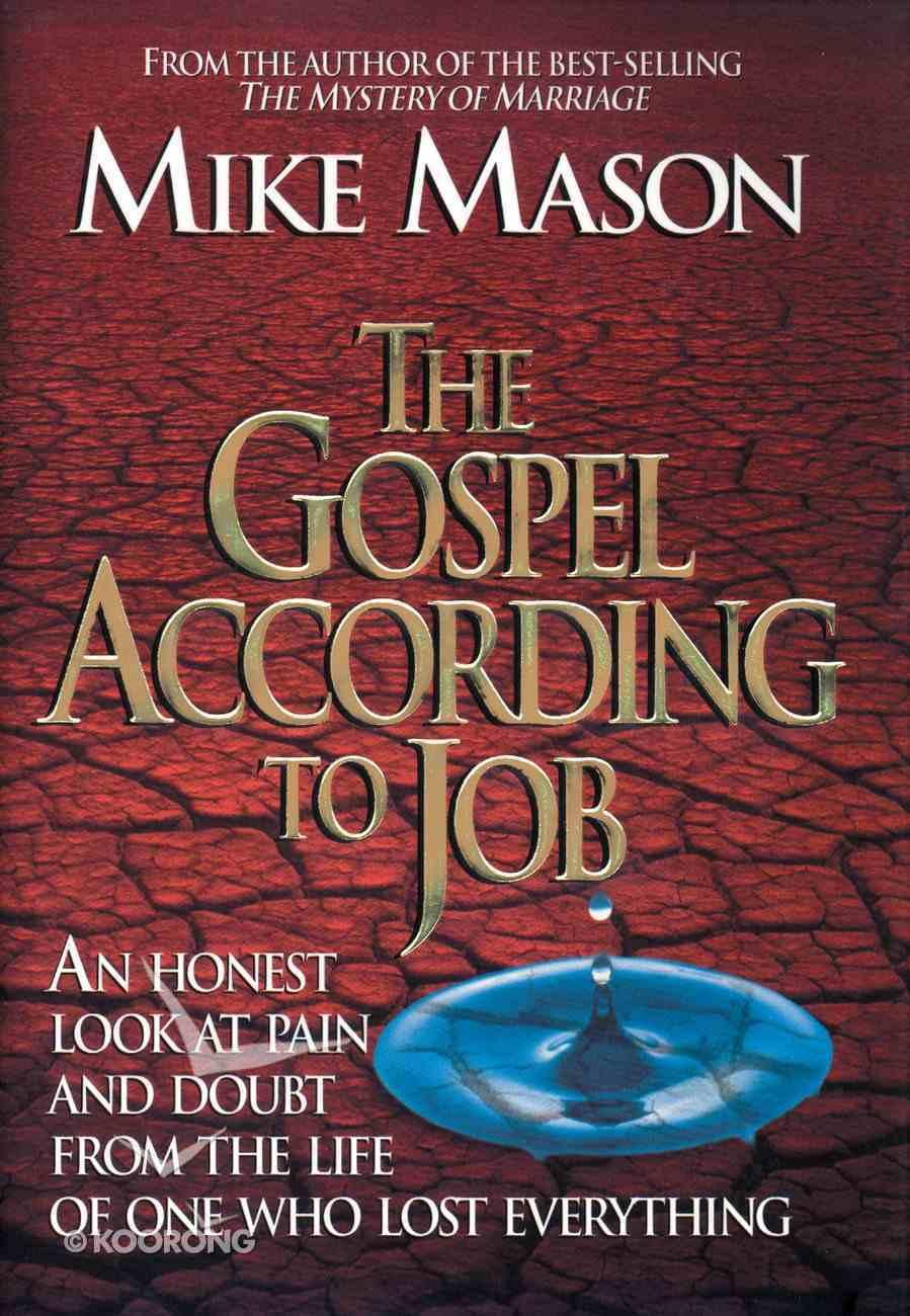 The Gospel According to Job eBook