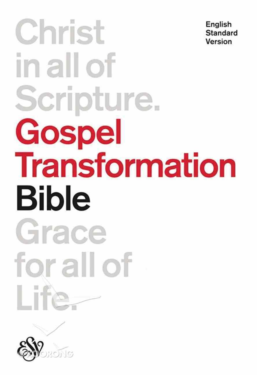 Epub-Esv Gospel Transformation Bible eBook
