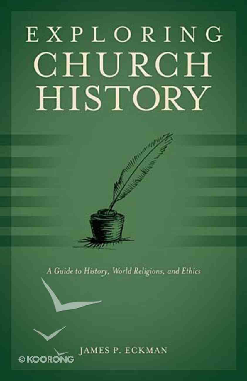 Exploring Church History eBook