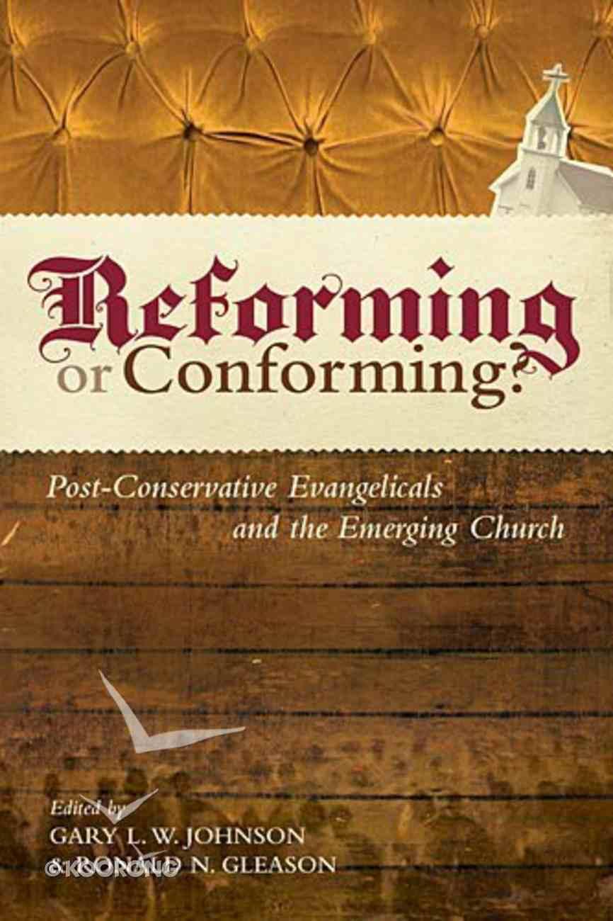 Reforming Or Conforming? eBook