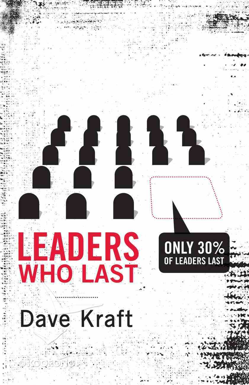 Leaders Who Last eBook