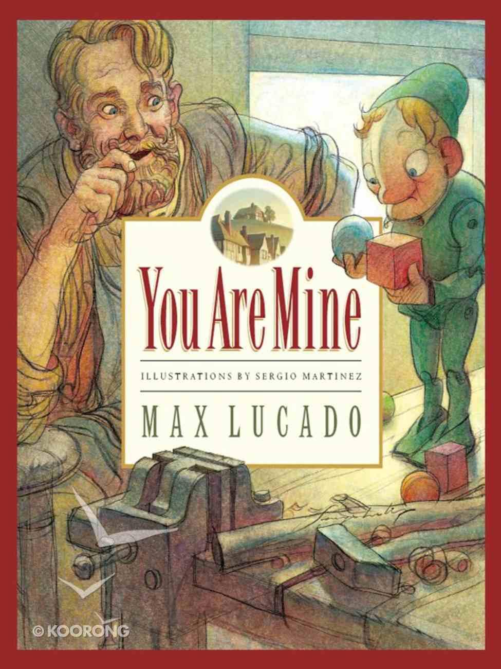 You Are Mine eBook