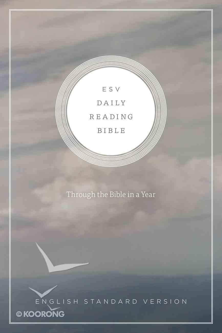 ESV Daily Reading Bible eBook