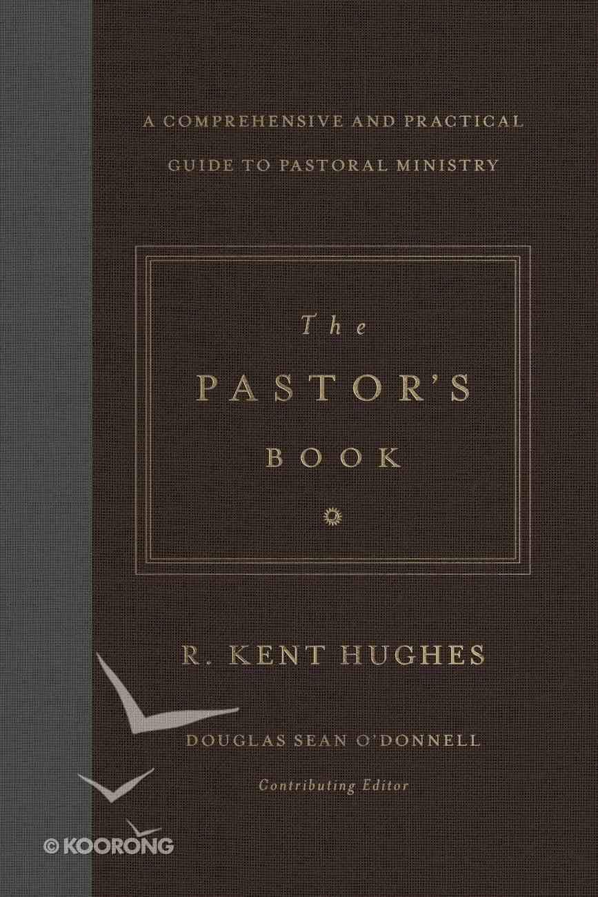 The Pastor's Book eBook