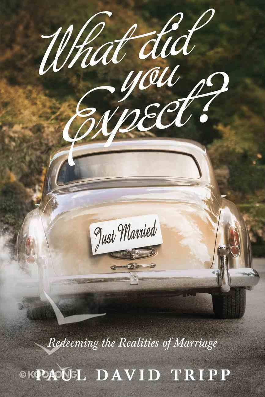 What Did You Expect? (Redesign) eBook