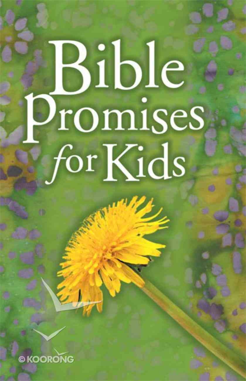 Bible Promises For Kids eBook