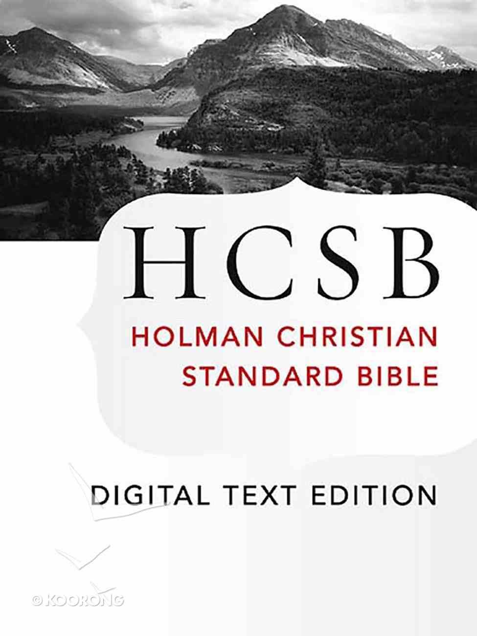 HCSB Drill Small Burgundy eBook