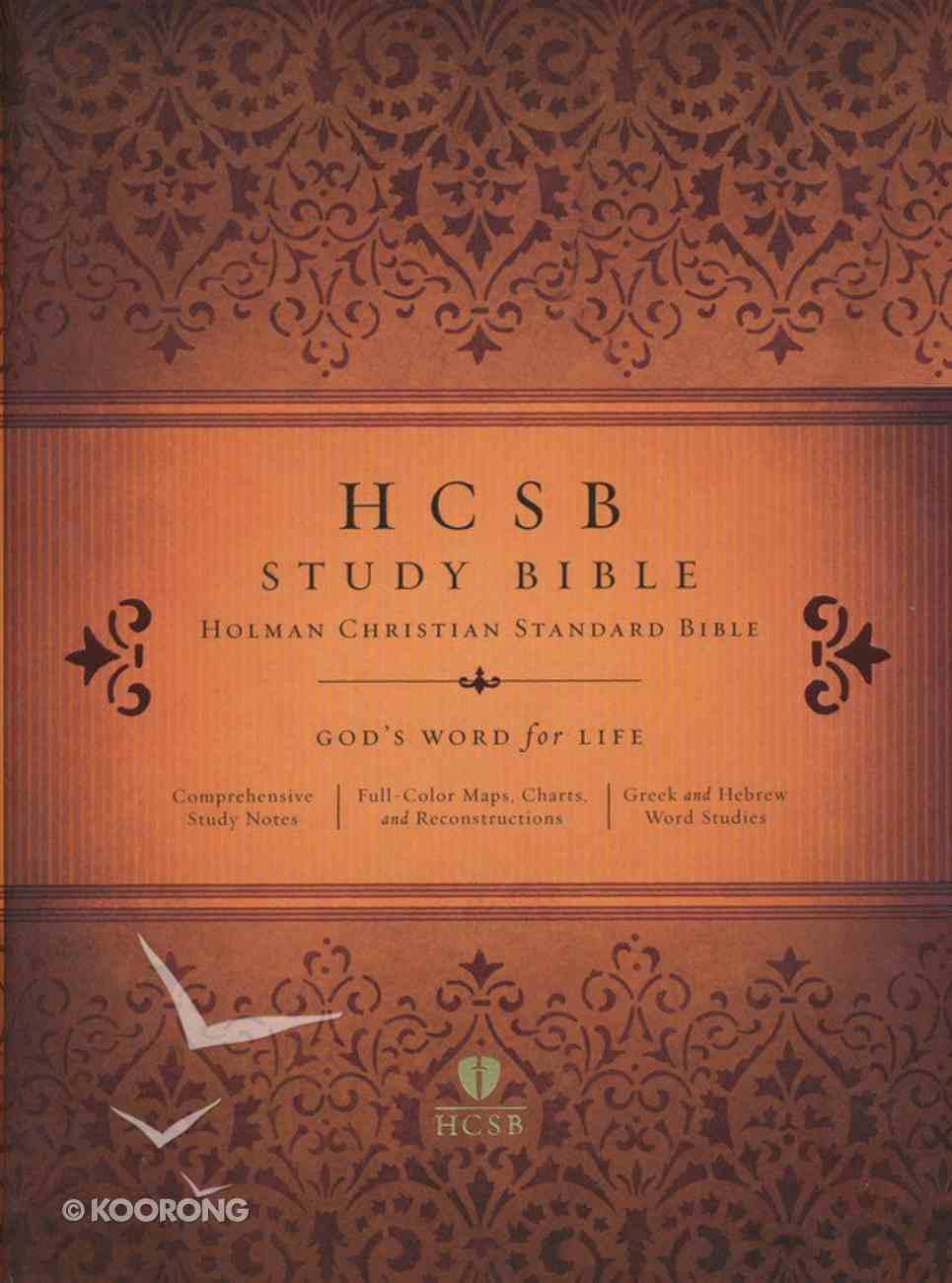 HCSB Study Bible eBook