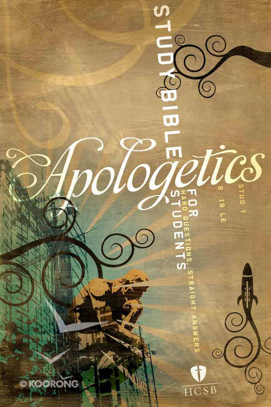 Apologetics Study Bible For Students eBook