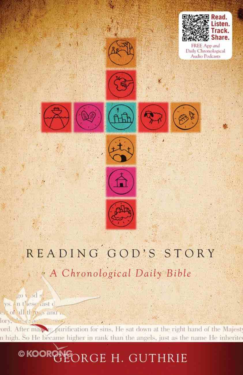 HCSB Reading God's Story (Chronological Daily Bible) eBook