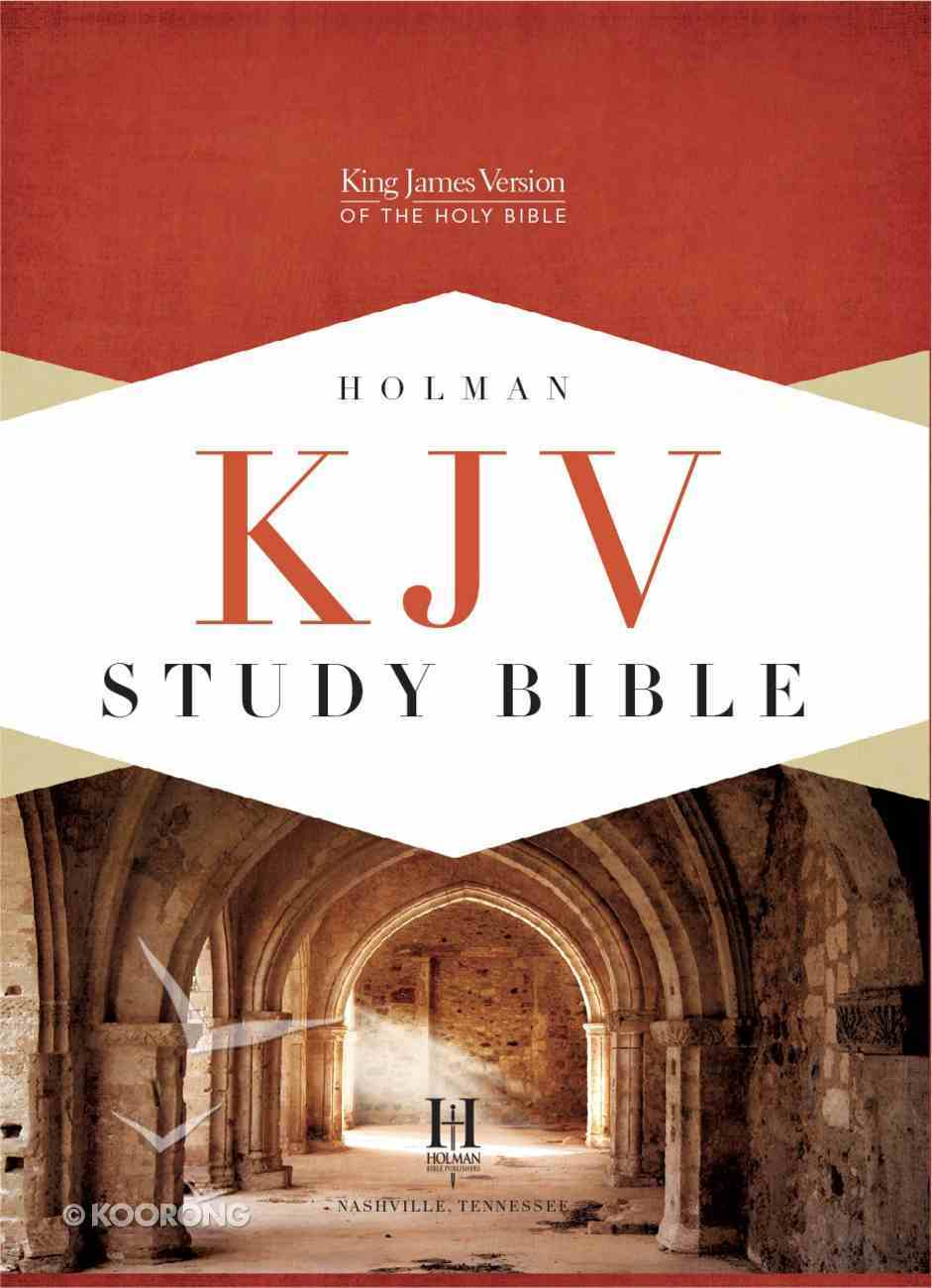 KJV Holman Study Bible (Full Colour) eBook