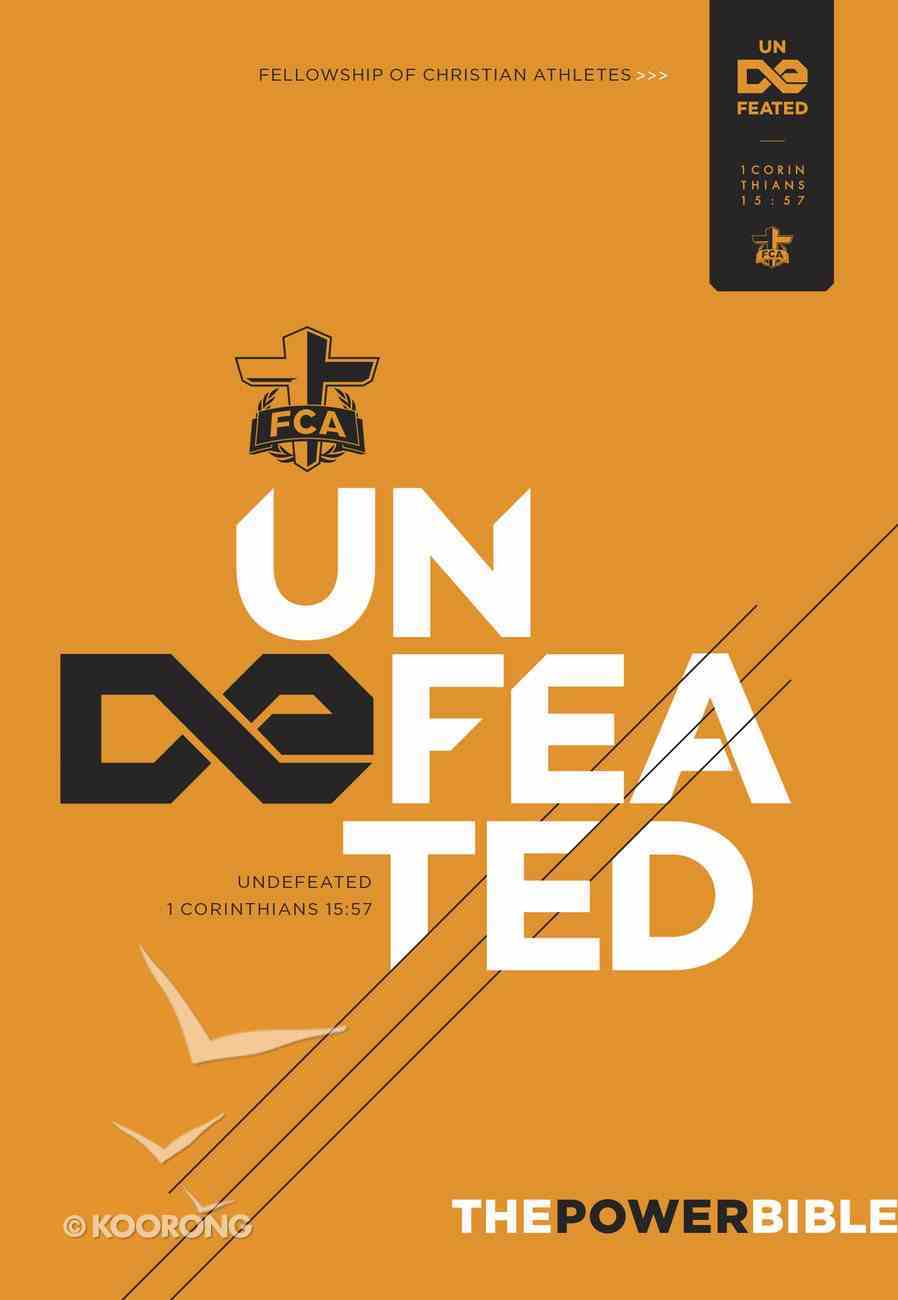 The Power Bible: Undefeated eBook