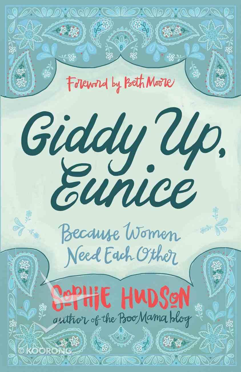 Giddy Up, Eunice eBook