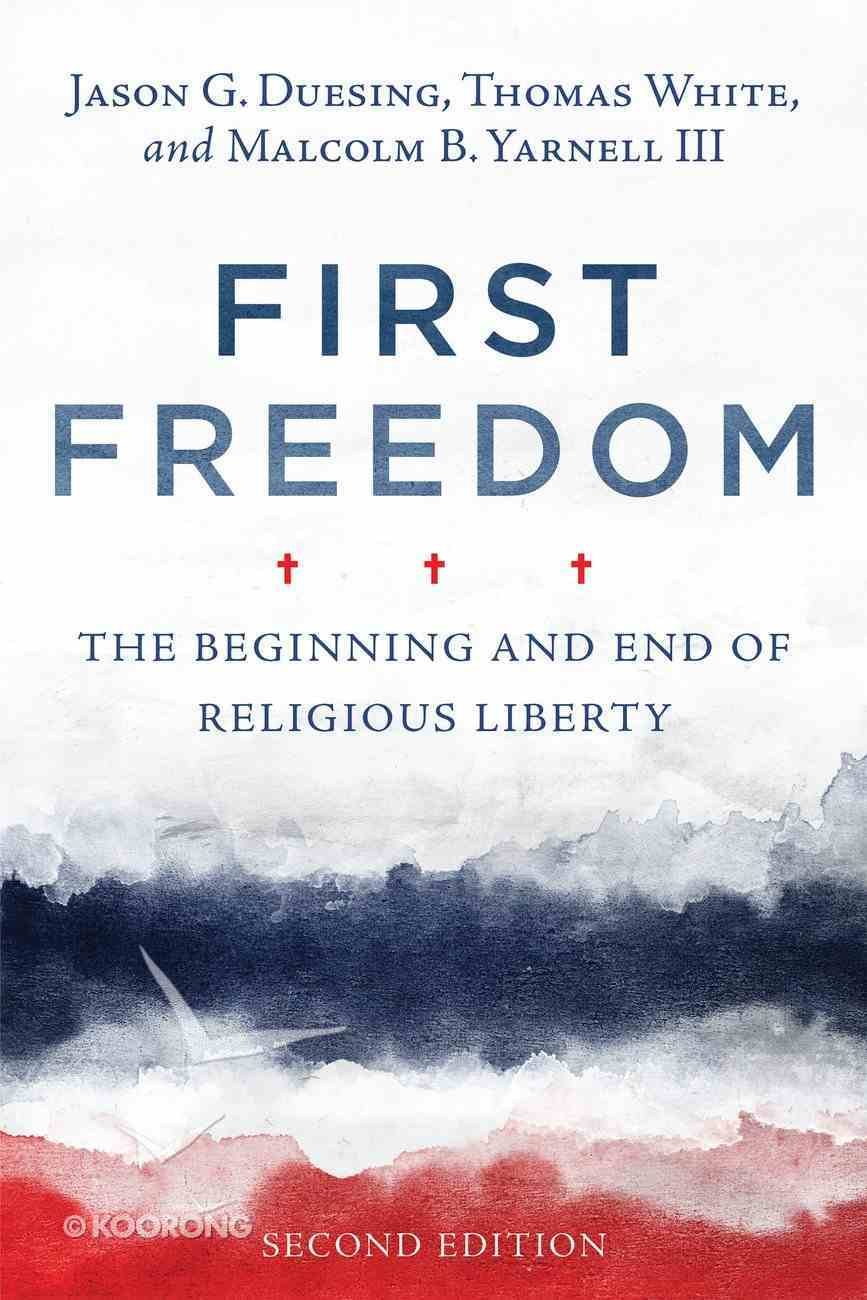 First Freedom eBook