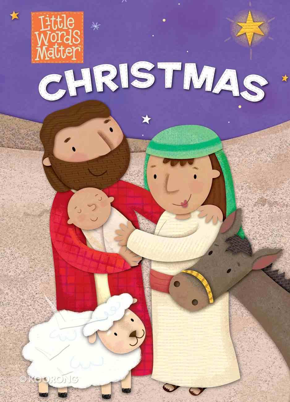 Christmas (Little Words Matter Series) eBook