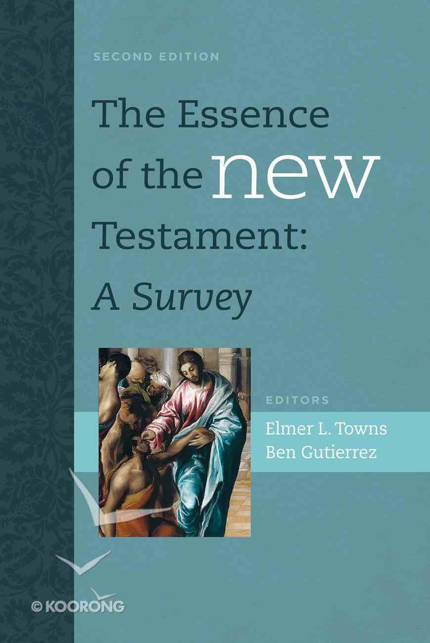 The Essence of the New Testament eBook