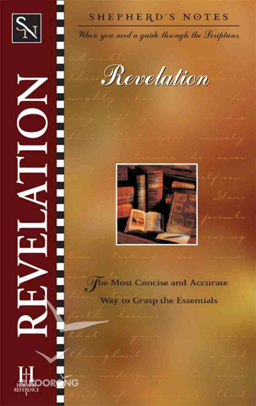 Revelation (Shepherd's Notes Series) eBook