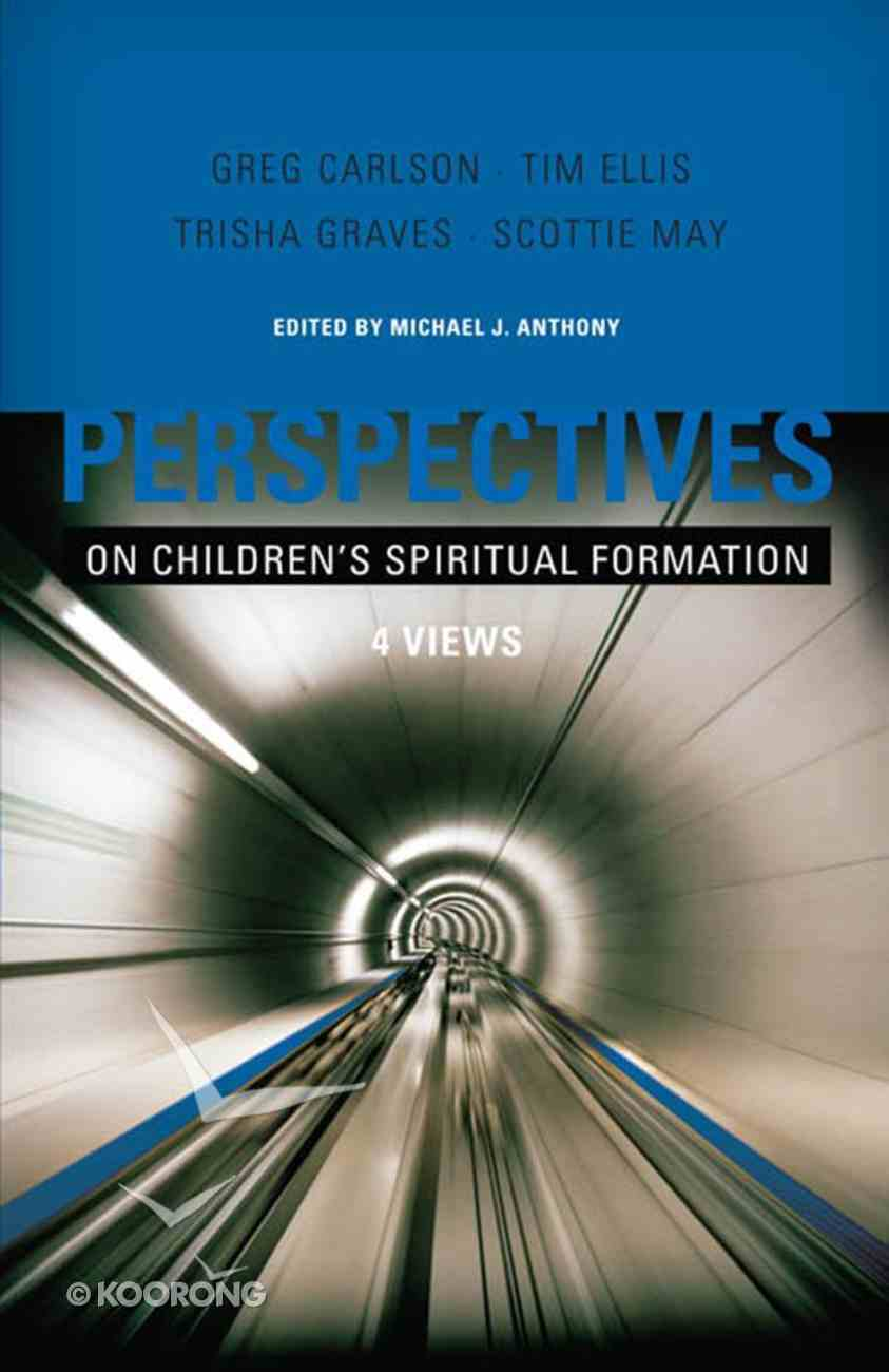 Perspectives on Children's Spiritual Formation eBook