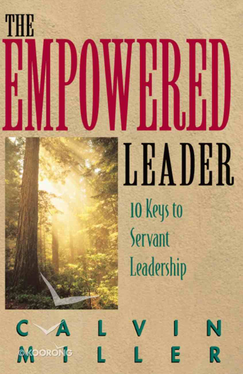 The Empowered Leader eBook