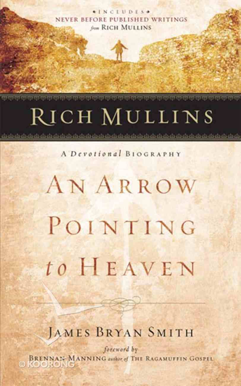 An Arrow Pointing to Heaven eBook