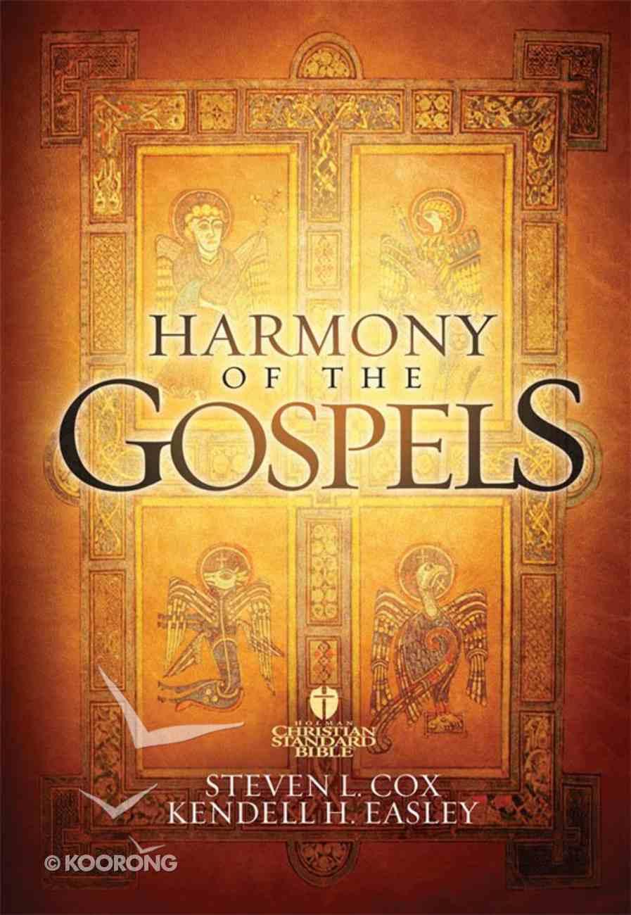 HCSB Harmony of the Gospels eBook