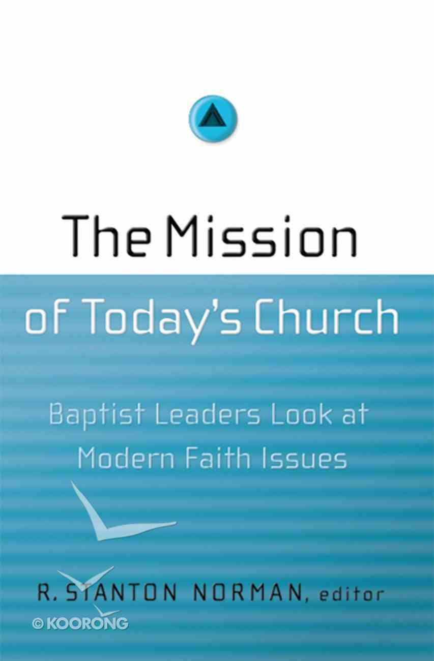 The Mission of Today's Church eBook