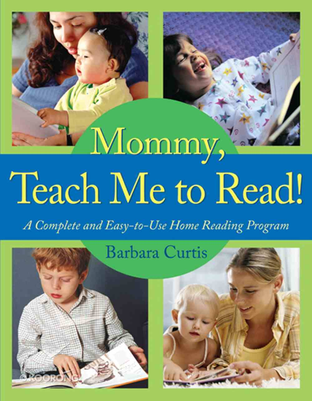 Mommy, Teach Me to Read! eBook