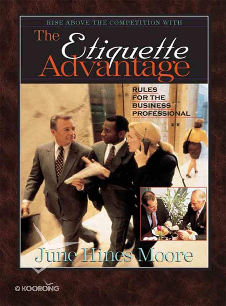 The Etiquette Advantage eBook